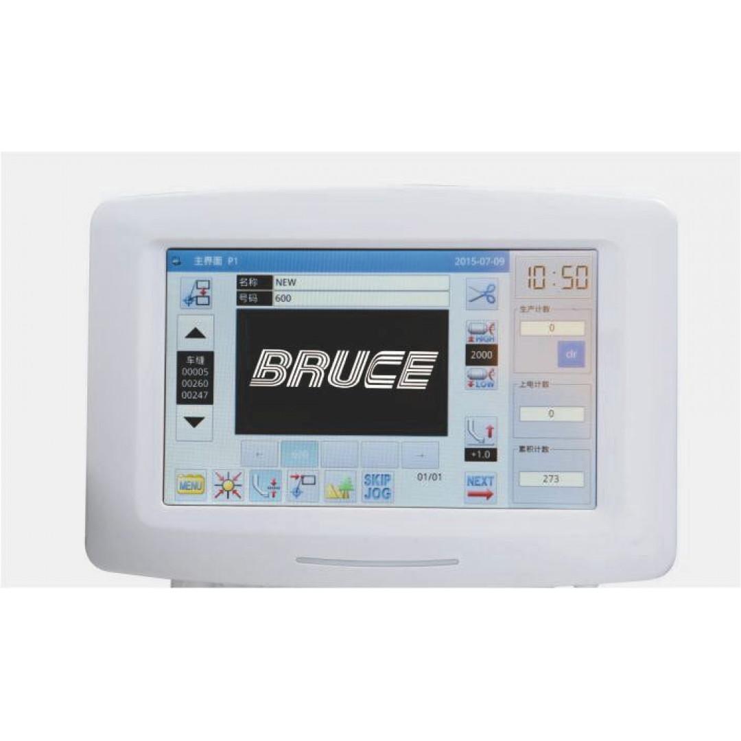 BRUCE BRC-T10040D програмована машина циклічного шиття з робочим полем 1000 х 400 мм-3